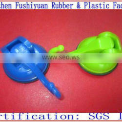 47 58mm vacuum drawing strong super market silicone rubber suction cup sucker with Household powerful plastic suction cup