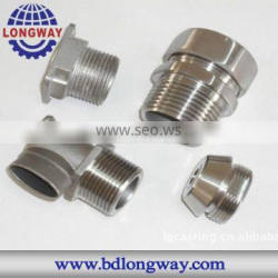 stainless steel machining big rig truck parts