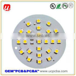 3.0mm aluminium pcba, pcb assembly manufacturer in China