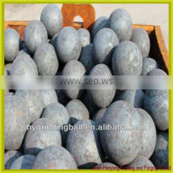 forged and casting steel grinding balls for ball mill