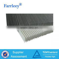 Farrleey Micron Pleated Electrostatic Filter Material