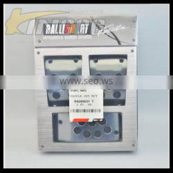 High Quality Racing Foot Pedal, Aluminum Auto Foot Pedal