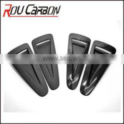 Carbon body kits FOR 2012 NISSA R35 Hood Scoop