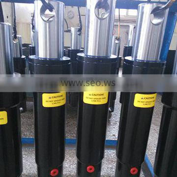 plunger type cylinders for snowplows