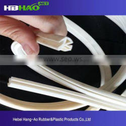 Adhesive Silicone Rubber Sealing Strip