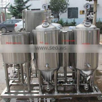 50L microbrewery home pub drink machine Beer can make machinery for sale TOP QUALITY!!!