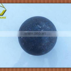 the 120mm forged steel ball