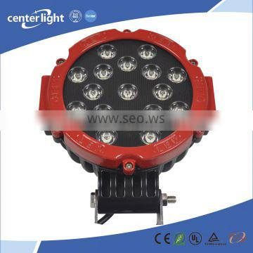 wholesale round shape 51w led driving lights , 34w led work light for Car,Trucks, 4x4,4WD Off road car accessories
