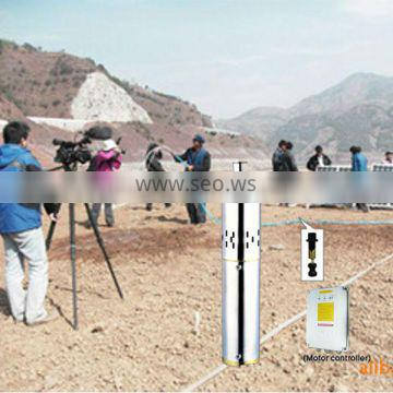 Irrigration Agriculture 6SPSC 30-11 380V 11kw Submersible Solar Water Pump