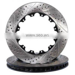Racing Brake Discs-Pointy straight lines + Holes