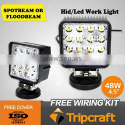 Perfect 48W LED DRIVING LIGHT for truck,4x4,Offraod vehicle,boat
