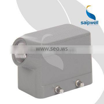 SAIPWELL 10 pins Automotive Heavy Duty Connector Hoods Side Entry