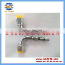 High quality stainless steel hose fitting for refrigerated van #6 #8 #10 #12