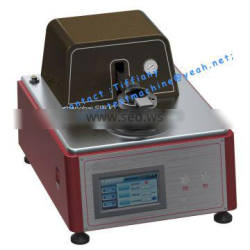 Fabric airflow resistance tester for testing surgical face masks