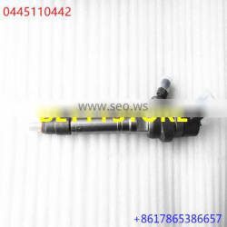 genuine and brand new common rail injector 0445110442