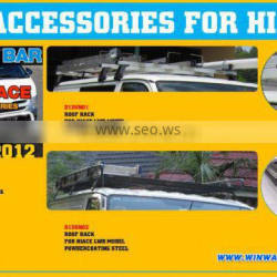 top selling mpv parts for hiace china manufacture