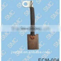 Carbon Brush for power tool,motor,tricycle,crane