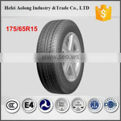China well-known brand tyres, passenger car tire 175/65R15