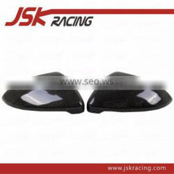 2013-2014 CARBON+ABS SIDE MIRROR COVER FOR VW GOLF 7 GTI (JSK301301)