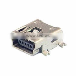 USB 2.0 Connector, Compliant with RoHS Directive and UL-approved, OEM Orders are Welcome
