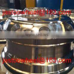We are factory------forged alloy aluminum truck wheel 22.5 x 7.5 22.5 alloy wheel for truck forged polish aluminum truck wheels