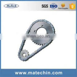 OEM Custom High Precision Roller Chain Manufacturing From China Supplier