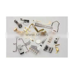 Custom electrical parts cnc stamping metal parts for small electrical parts