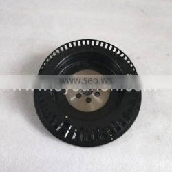 Dongfeng Heavy duty truck disesl engine ISBE QSB ISDE Viscous Vibration Damper 5256139 for Excavator/crane/forklift parts