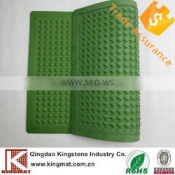 Low price rubber flooring fatigue mat for standing