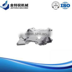 polished chrome plating aluminum die casting parts for construction parts