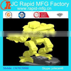 Custom metal and plastic CNC rapid prototype with high quality