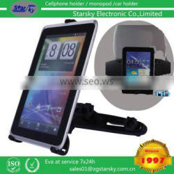hot! 7inch to 11 inch tablet pc case, stand for tablet pc holder for universal car mount holder