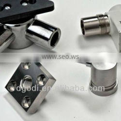 types of stainless steel machined parts