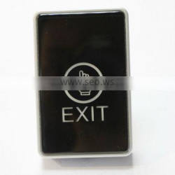 Door Release Button PY-DB21-1 Fingerprint Touch Exit Button widely used for Access Control System
