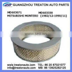 AIR FILTER MD603071 MD603330 FOR MITSUBISHI MONTERO 82-90