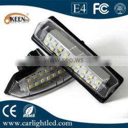 Best quality LED lights for license plate,license plate lamp