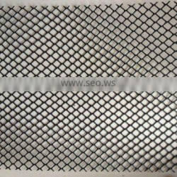 2016 Plastic filter mesh /plastic diamond filter mesh for air condition used