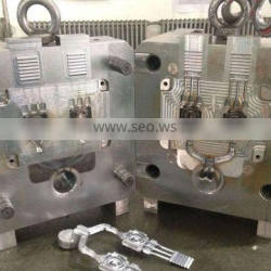 China factory die casting mould open