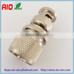 UHF male to BNC male adaptor RF connector,PL259 to bnc male adaptor