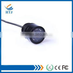 9 LED 25mm drilling type small hidden camera for cars