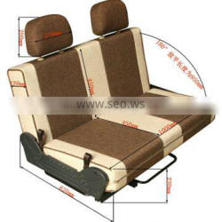 foldable Double seats bed for caravan