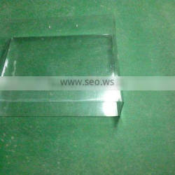 PMMA vacuum forming water container