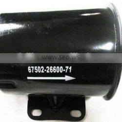 Hydraulic Oil Filter For Toyota Forklift 67502-26600-71