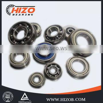 china product price list single row open P0 P6 P5 P4 P2 6200 flanged bearings for fish reel