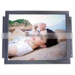 TS170C 17 inch lcd monitor with touch screen