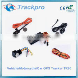 Start stop engine small tracking device with vehicle relay