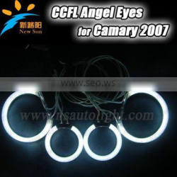 Good price for toyota camry angel eyes headlight, multicolor angel eyes ring