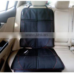 Hot Anti-slip Wear Resistant Leather Car Seat Protector for Child or Baby Safety Seat