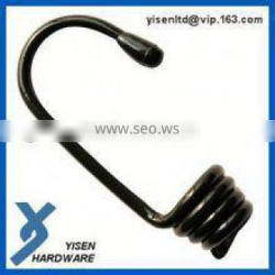 ISO9001 High Quality Stainless Steel extension spring with hooks