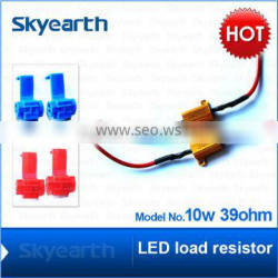10w 39ohm LED load resistor protect your LED lamp